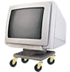 Monitor on Wheels